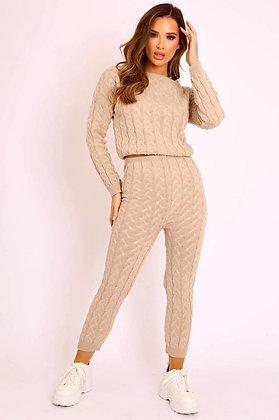 Shana knit co-ord