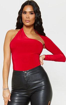 Irene bodysuit Red