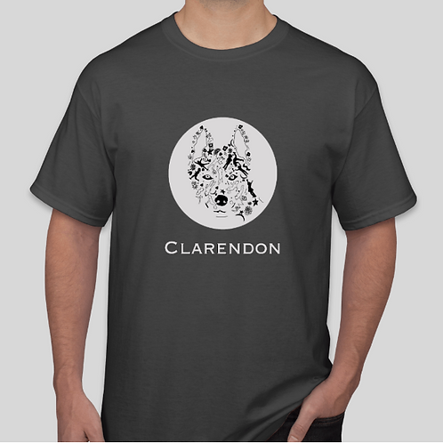 Adult Husky Logo T-Shirt