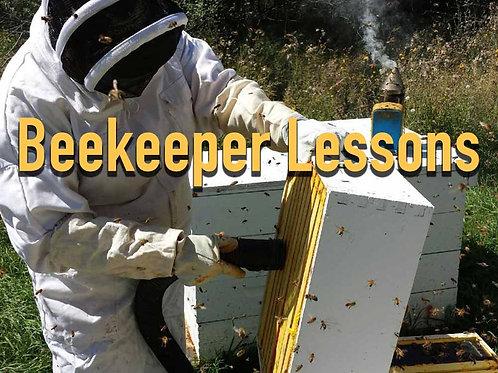 Beekeeper Lessons (Beekeeper Mentoring)