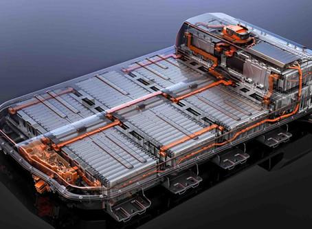 GM's Battery Tech- Wireless EV Batteries