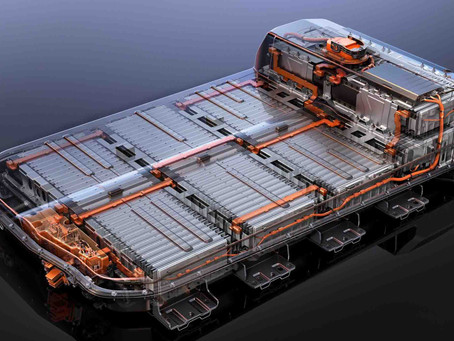 GM's Battery Tech- Wireless EV Batteries