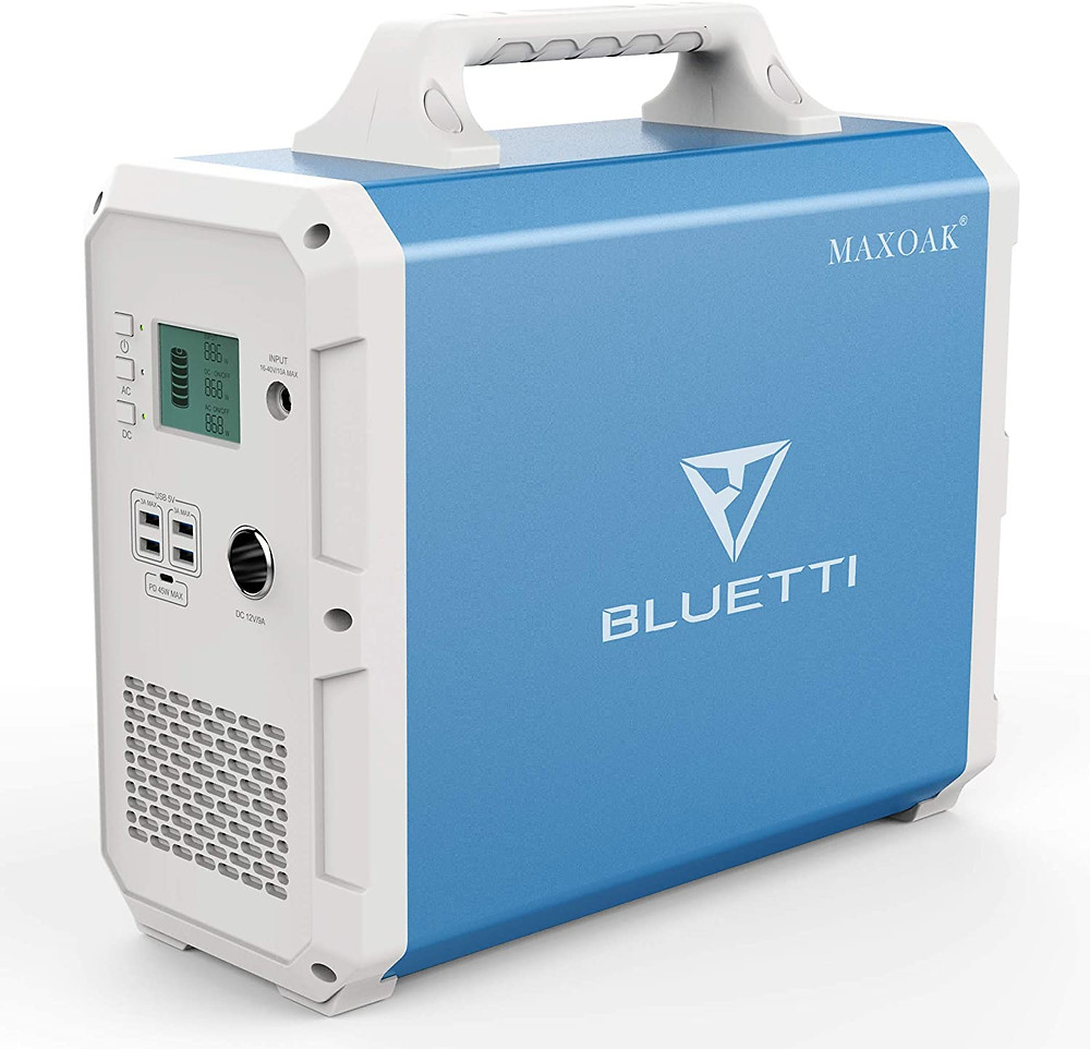 Bluetti EB150 1500wh power station