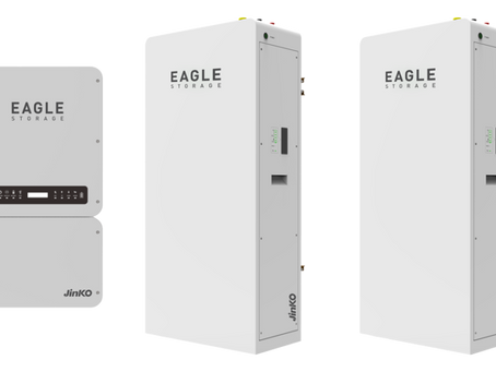 Jinko Solar Adds Energy Storage to Their Lineup