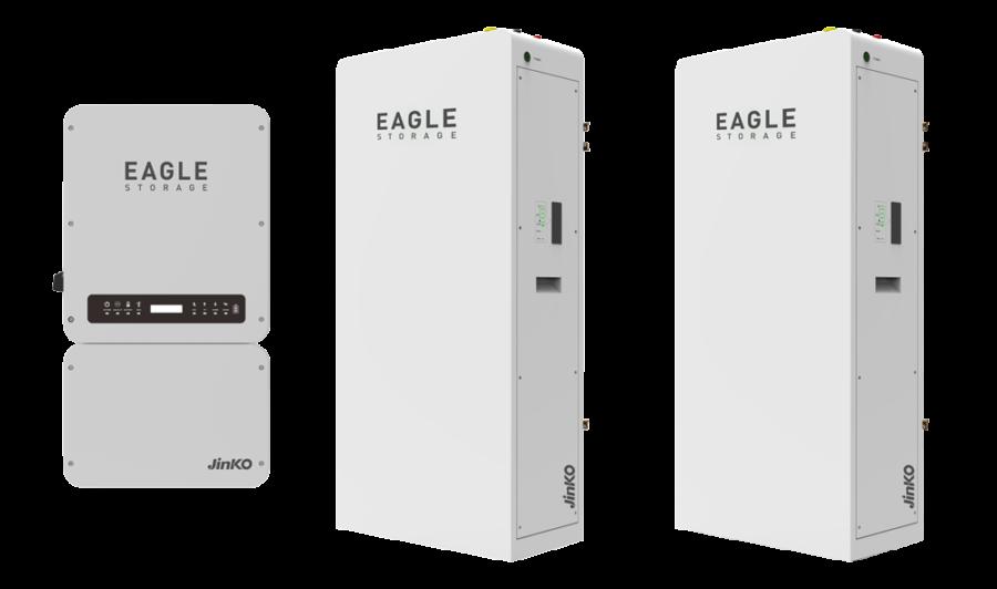 Jinko Solar Eagle Energy Storage- Solar Batteries