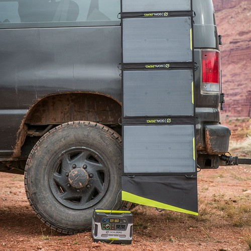 Battery Generator used for camping