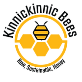 Kinnickinnic Bee Logo