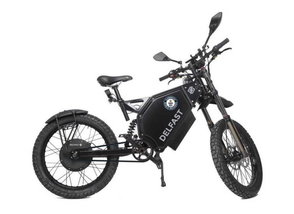 Delfast Top 3.0 eBike motorcycle
