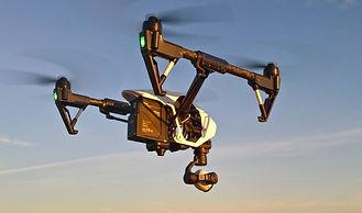 Drone, images aériennes