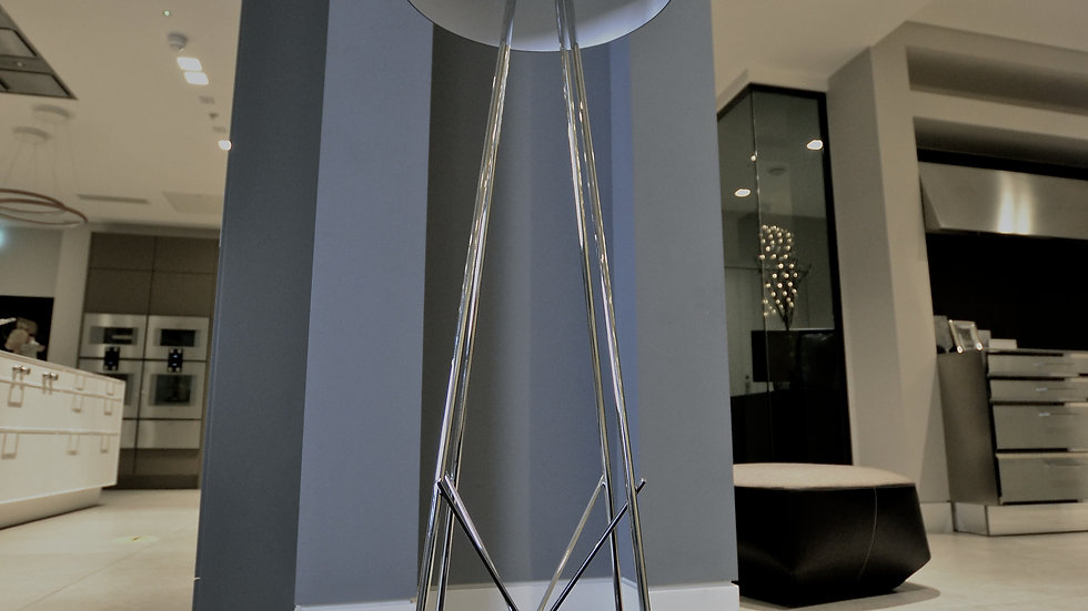Flos Ray F1 Chrome Plated Floor Standing Light
