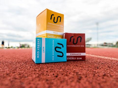 Run Gum Product Photos