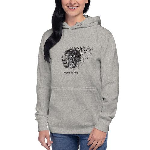 Unisex Hoodie Lion Logo