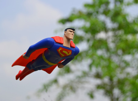 3 things you can do right now to be a Super Hero Leader for yourself, your team, and your family.