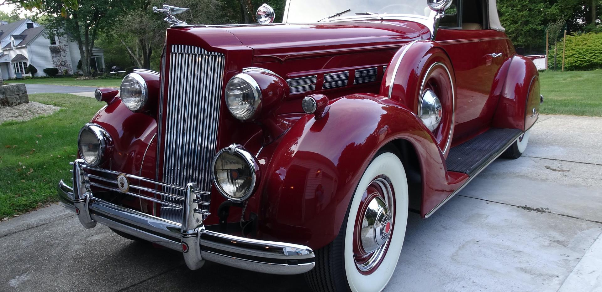 '46 Packard