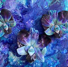 Acrylic pour flowers purple 2.jpeg