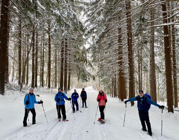 Roaring Run Snowshoe