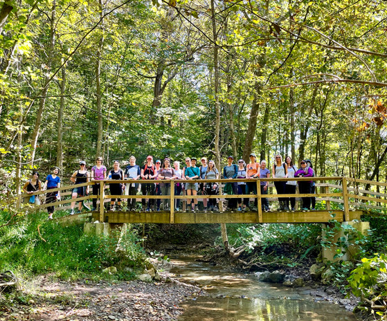 WAC and 3 Rivers Outdoor Company Group Hike