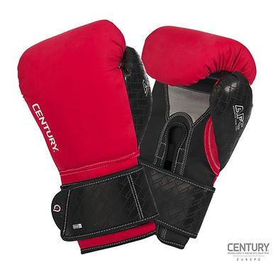Adult Brave Boxing Gloves Red - Black