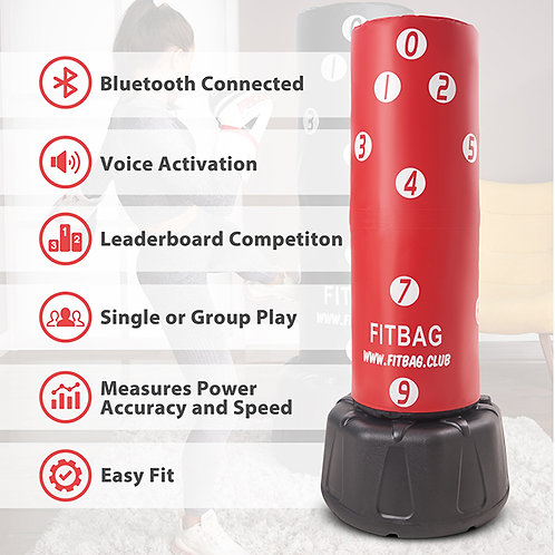 Red FITBAG