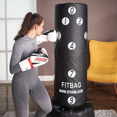 Complete Boxing Fitbag System