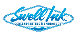 swell ink screenprinting and embroidery