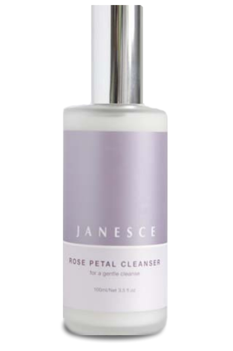 Janesce Rose Petal Cleanser 100ml