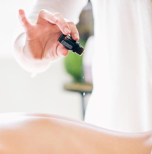 Soin-Massage harmonisant et relaxant