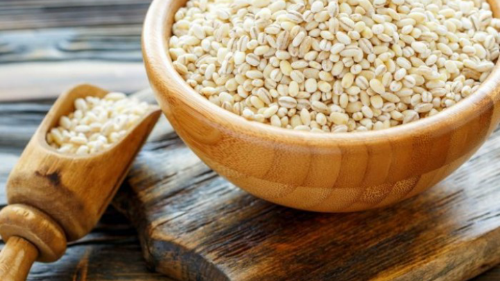 Natural pearl barley 1kg