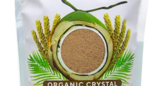 Organic crystal coconut sugar/2packs