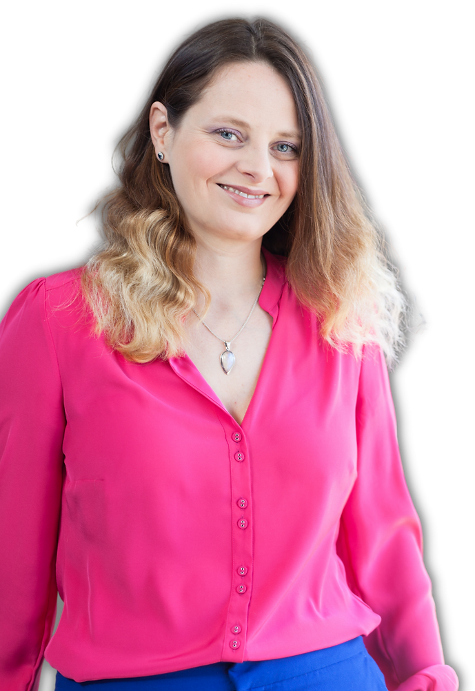 become a more confident you with life change specialist Jenny Jarvis