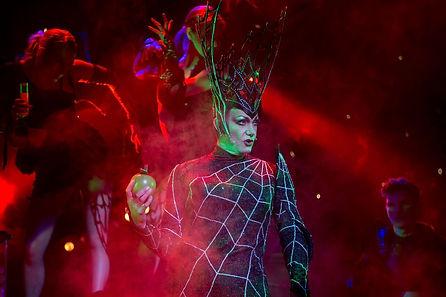 Pantomime Lighting Designer Matt Clutter