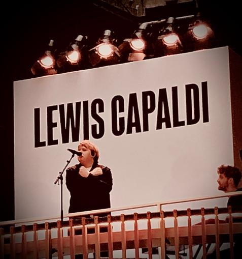 Samsung & Lewis Capaldi