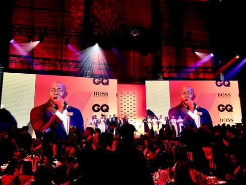 British GQ - Man of the Year Awards