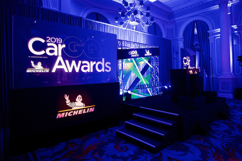 British GQ - Car of the Year Awards