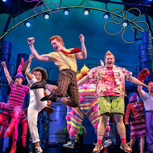 'The SpongeBob Musical: Live On Stage!'