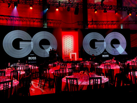British GQ - Man of the Year Awards