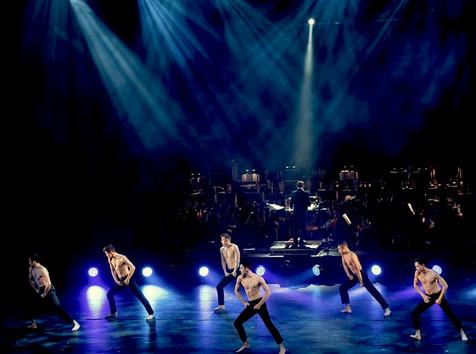Time Flies - The Ballet Boyz