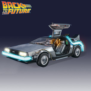 GREAT SCOTT! Turn your flux capacitor on and get ready for excitement... Back To The Future Musical.