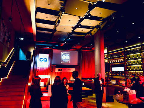 British GQ - Food and Drink Awards