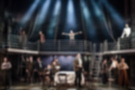 Titanic the Musical UK Tour - Associate