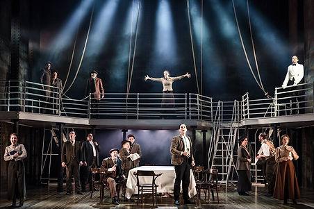 Titanic the Musical UK Tour - Associate