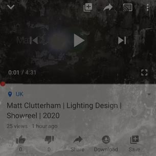 2020 ShowReel Now Online!