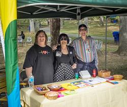 RUC Table at Friendship Picnic (1)