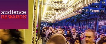 Audience Rewards Broadway Rewards Progam