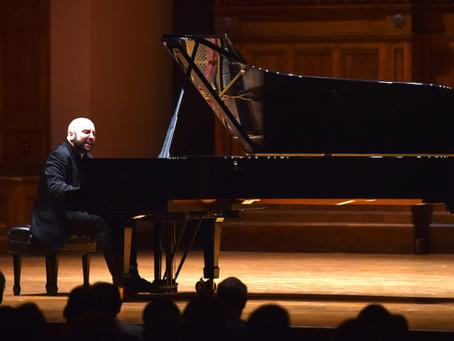 Oberlin Partners with International Piano Academy Lake Como