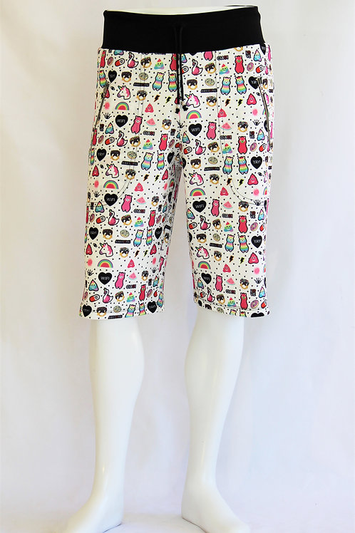 Party Casual Shorts