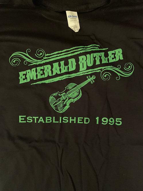 Emerald Butler T-Shirt