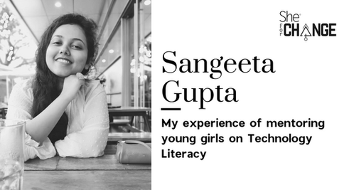 Technology literacy is a must for young girls | She For Change