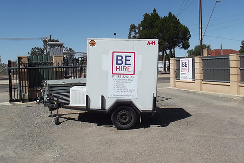 Furniture Trailer Daily Hire