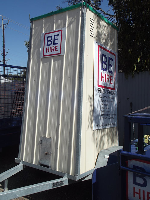 Portable Toilet Hire Per week Pump out Included